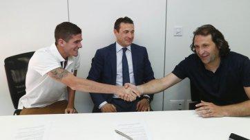 «Валенсия» подписала аргентинского форварда