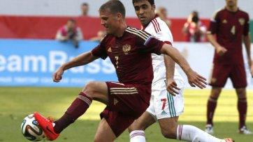 Россия в матче с Марокко проблем не испытала