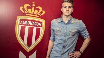 «Монако» подписал голкипера молодежной сборной Франции