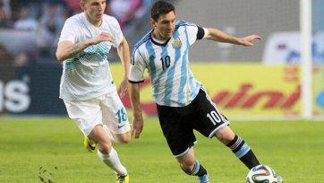Аргентинцы обыграли Словению