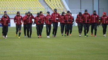 «Рубин» может подписать голкипера «Черноморца»