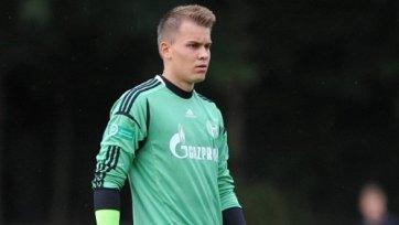 «Шальке» подписал молодого вратаря