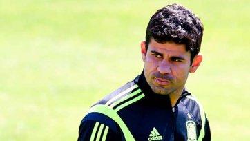 Диего Коста признался, что вскоре присоединится к «Челси»