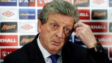 Ходжсон: «С Италией будем играть только на победу»