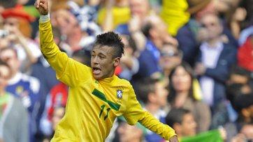 Неймар один в поле не воин, но способен заставить бразильский народ танцевать