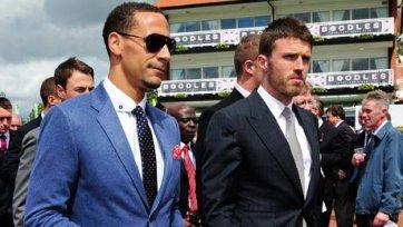 Фердинанд: «Каррик заслуживал места в заявке сборной Англии»