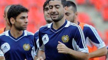 «Амкар» может подписать хавбека сборной Армении