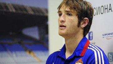 Защитник ЦСКА Фернандес попал в сферу интересов «Барселоны»
