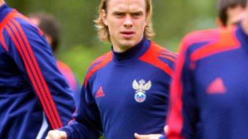 Ещенко расстроен отсутствием в сборной Широкова
