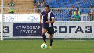 «Крылья Советов» досрочно расторгли контракт с Амисулашвили