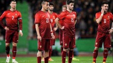Сборная Португалии разгромила Ирландию в товарищеском матче