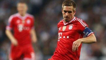 Филипп Лам намерен завершить карьеру в «Баварии»