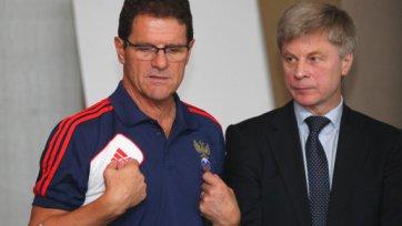 Толстых и Капелло посетят поединок между Бразилией и Хорватией