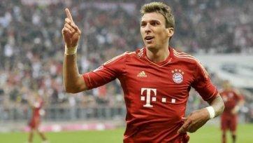 «Бавария» просит за Манджукича 19 млн. фунтов