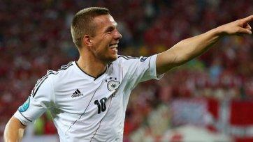 Подольски: «Перед сборной Германии стоит максимальная задача»