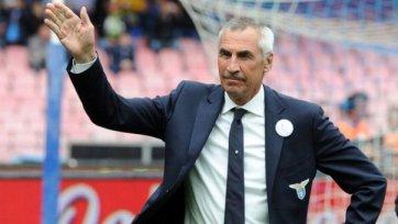 Эдуардо Рейя все еще является тренером «Лацио»