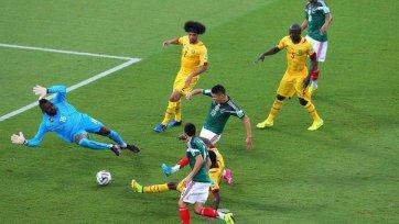 Три гола и минимальная победа Мексики