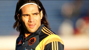 Фалькао поддержит Колумбию на чемпионате мира