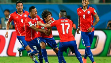 Чили стартует с уверенной победы
