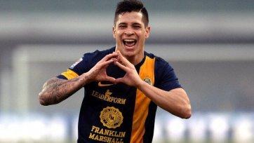 «Милан» готов заплатить за Итурбе 25 млн. евро