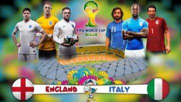 Анонс. Англия – Италия. Европейская классика на бразильской земле