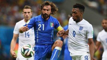 Италия минимально бьет англичан