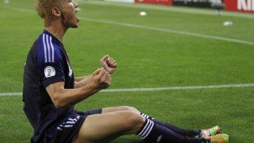 Три гола Хонды сделали его лучшим бомбардиром сборной Японии в истории ЧМ