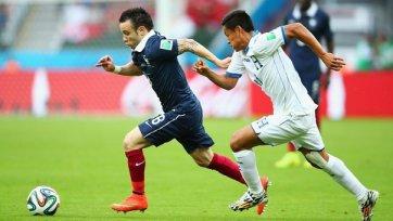 Франция сильнее Гондураса