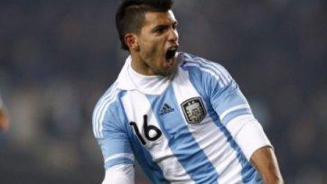 Агуэро: «Мы неплохо начали турнир»