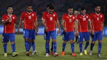 Паредес: «С Испанией сборная Чили будет играть на победу»
