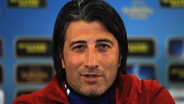 Якин представлен в качестве главного тренера «Спартака»