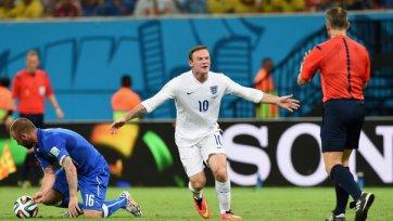 Руни: «Не факт, что я попаду в основной состав на матч с Уругваем»