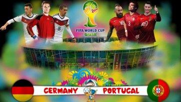 Анонс. Германия – Португалия – «европейские бразильцы» вступают в бой