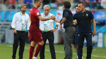 Лев: «Мои футболисты практически выключили из игры Роналду»
