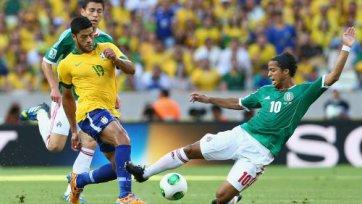 Анонс. Бразилия – Мексика – в ожидании квалификации