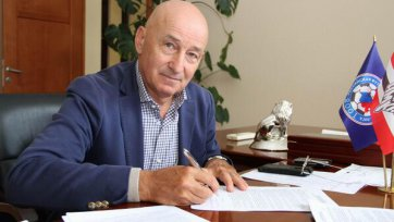 «Амкар» представил нового главного тренера