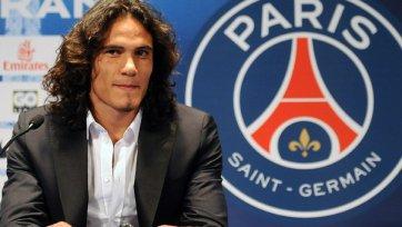 «Реал» надеется подписать Кавани
