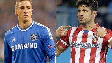Торрес: «Диего Коста станет отличным усилением для «Челси»