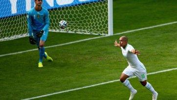 Бельгия добыла волевую победу над Алжиром