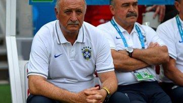 Сколари: «Все равно Бразилия выйдет из группы»