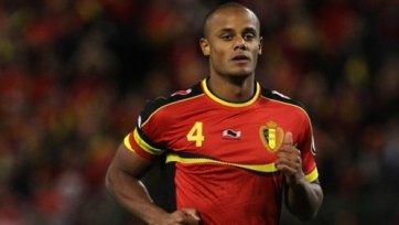 Компани призывает всех болеть за сборную Бельгии