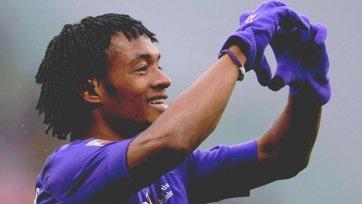 Куадрадо стал полноправным игроком «Фиорентины» но может перейти в «Барселону»