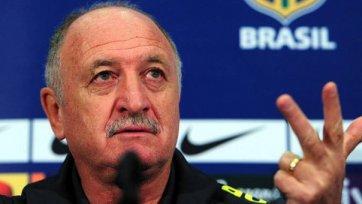 Луис Фелипе Сколари: «У мексиканского вратаря выдался отличный денек»