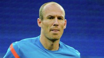 Роббен – лучший игрок матча Австралия – Нидерланды
