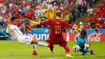 Чили отправляет Испанию домой