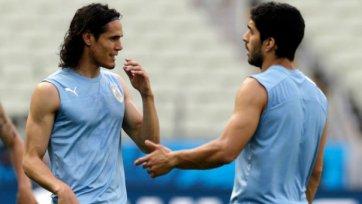 Кавани: «Англичанам будет непросто, у нашей команды есть характер»