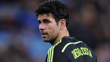 Коста: «Благодарен «Атлетико», но теперь я в «Челси»