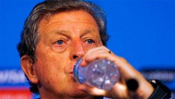 Ходжсон: «Для сборной Англии уже начались игры на выбывание»