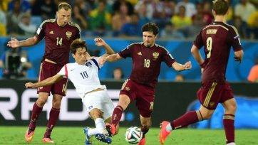 Россия – Корея (1:1): Шансы есть и унывать рано