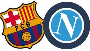 «Барселона» и «Наполи» выяснят отношения в товарищеском матче